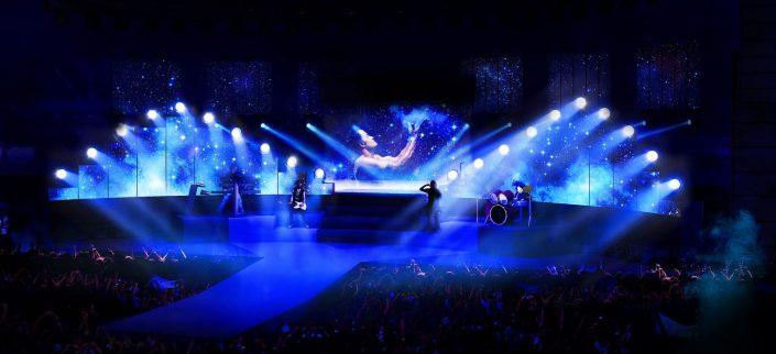 Image 3D Concert | Yannick Noah