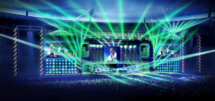 Image 3D Concert | Urban Peace 3