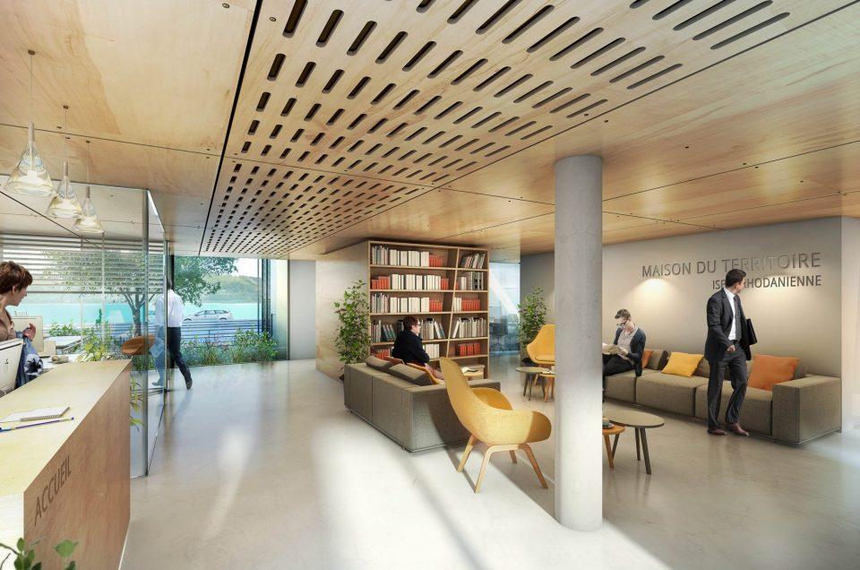 Docks Architecture | Concours gagné !