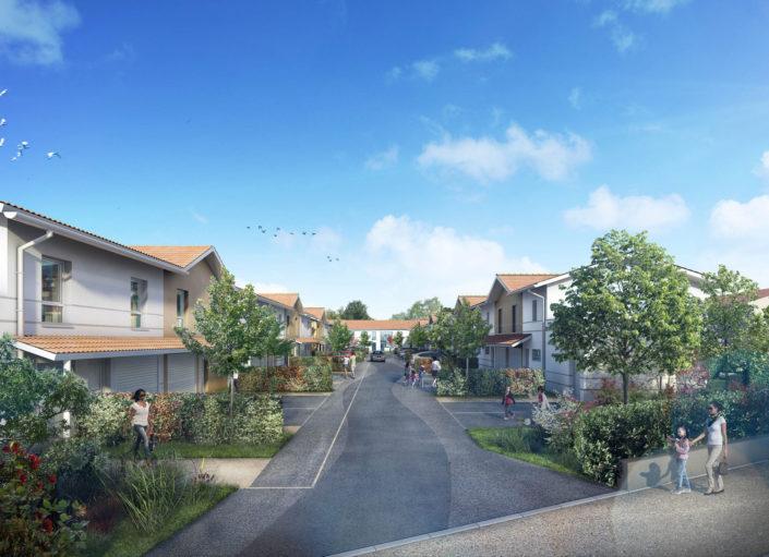 Logements Les Jardins de Bauduc | Gironde