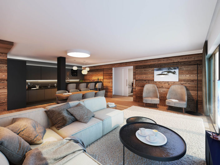 Appartement Chalet 3D | Courchevel