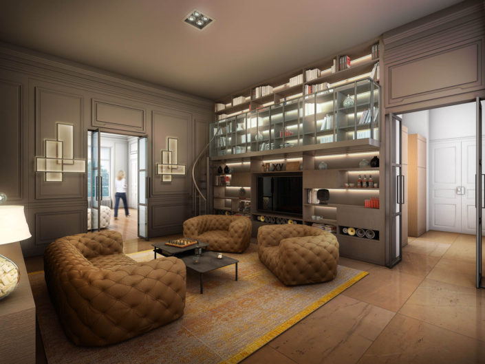 Petit Salon 3D | Lyon