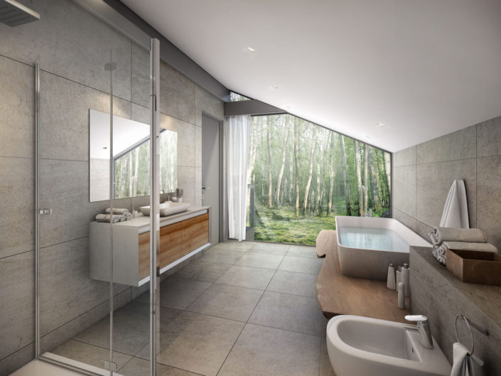 Salle de bain 3D | Russie