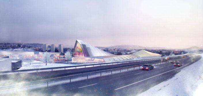 Centre commercial STEEL | St Etienne