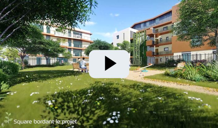 "Film 3D | Decines ""les 5 jardins"""