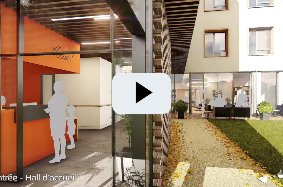 CBC, Genius Loci, Sanae | Film 3D Concours Ehpad