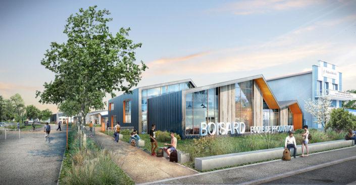 Ecole Boisard | Vaulx en Velin