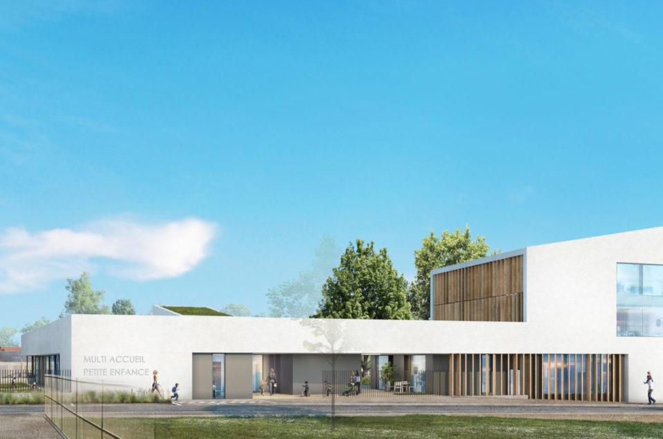 Docks Architecture Vienne | Concours gagné