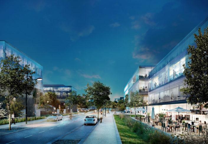 Urbanisme Multipole  | Decines