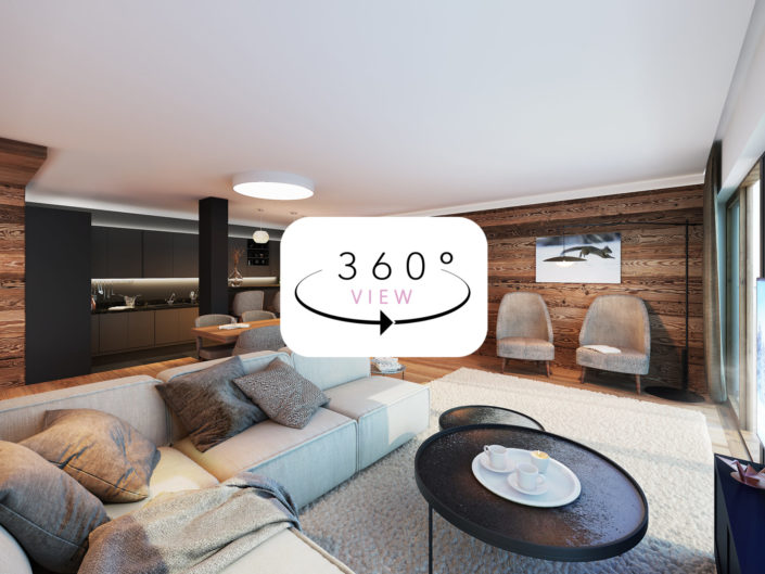 Visite virtuelle 360° | Hotel Courchevel