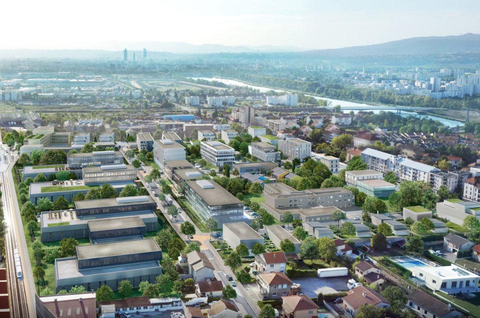 EM2C, SUD Architectes | Urbanisme Multipôle Decines