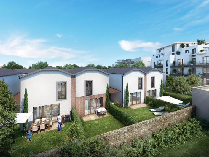 Villas et jardins 3D  | Tours
