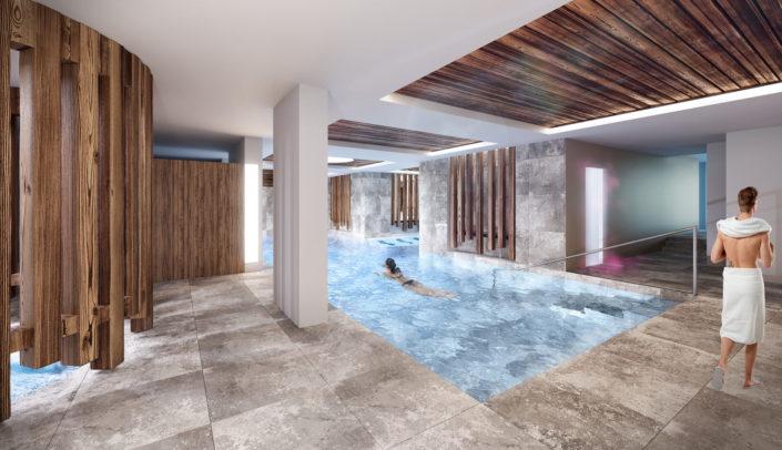 Chalet Spa 3D | les Gets St Gingolph