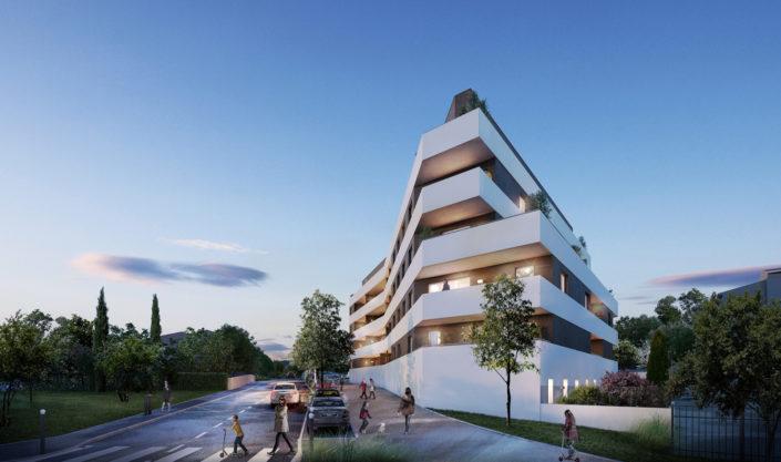 Logement 3D | Montpellier