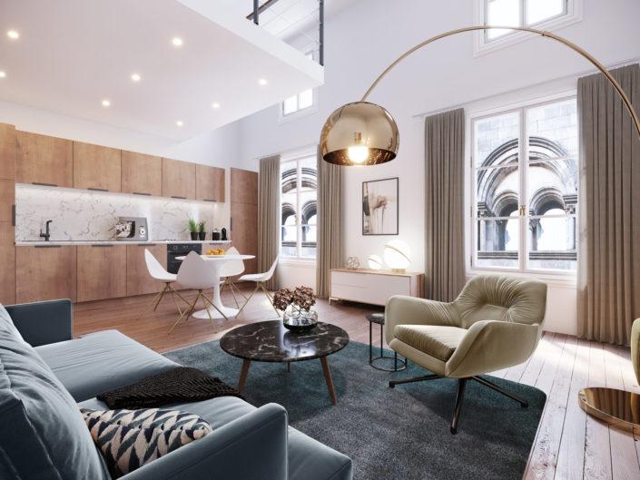 Appartement 3D | Chanterie, Clermont