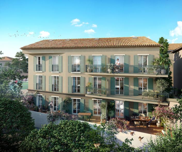 Logements 3D | Saint Tropez