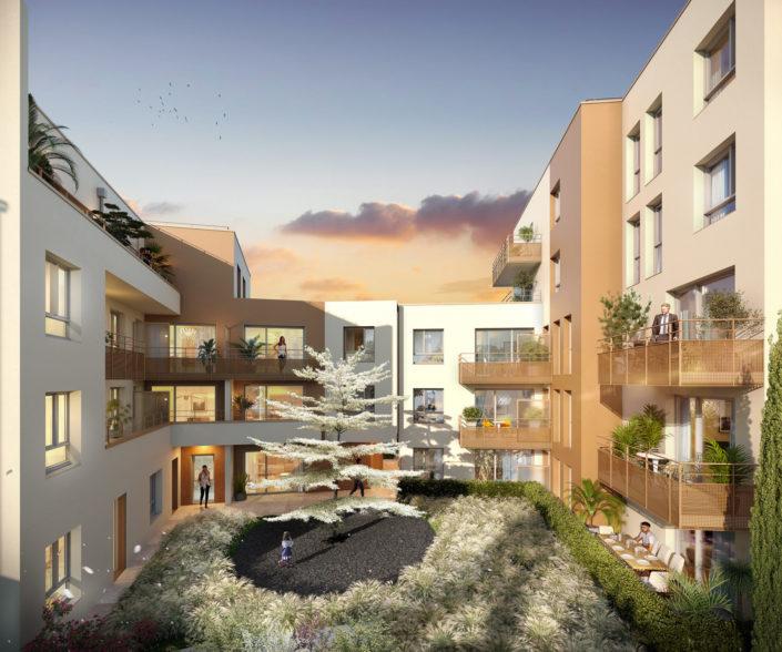 Logements 3D | Villeparisis