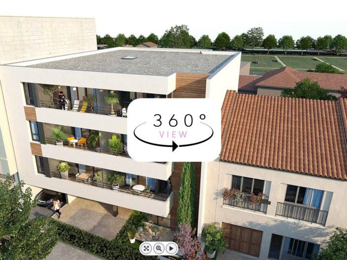 Tours 3D à 360° | Azuréa, Clermont