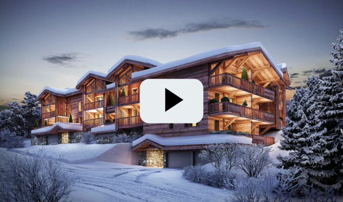 Animation 3D | Carmine Lodge, les Gets